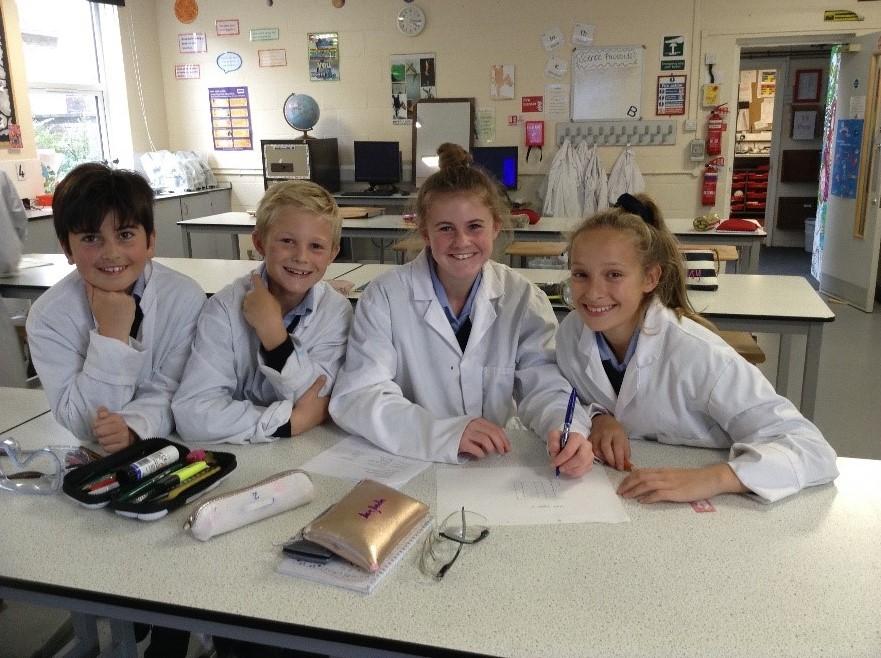 Prep Science Challenge